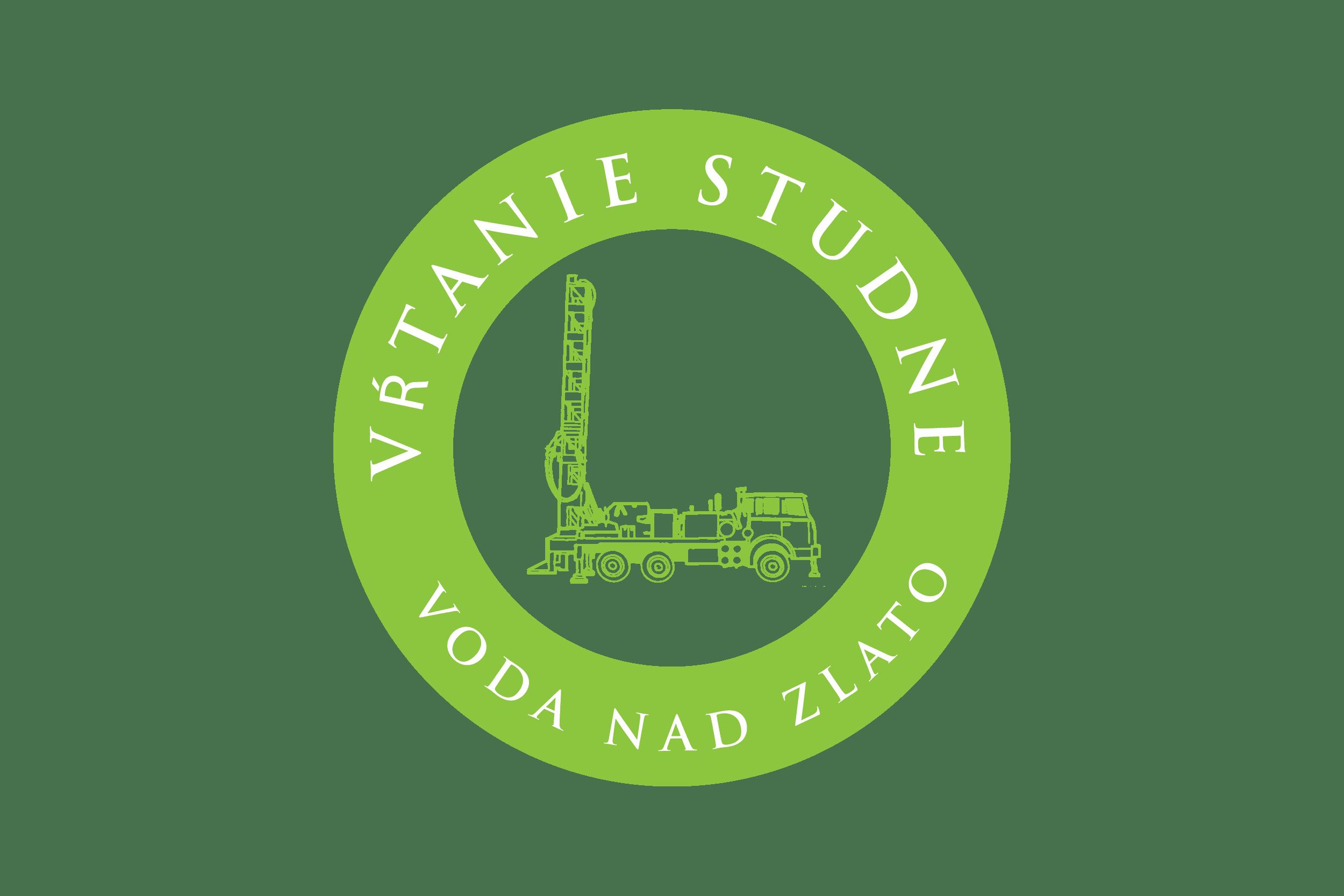 vrtanie studni a prieskumne vrty logo
